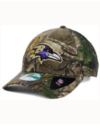 KTZ - The League Realtree 9forty Cap - Lyst