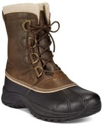 BEARPAW - Colton Tall Duck Boots - Lyst