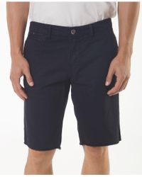 Original Paperbacks - Bridgeport Cotton Stretch Chino Short - Lyst
