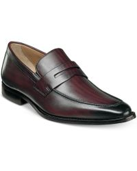 Florsheim - Sabato Penny Loafers - Lyst
