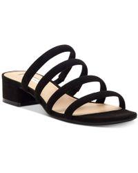 INC International Concepts - I.n.c. Lamia Block-heel Sandals, Created For Macy's - Lyst
