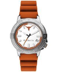 Columbia Peak Patrol Texas Silicone Strap Watch 45mm - Orange