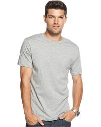 Alfani - Men's Crew-neck T-shirt - Lyst