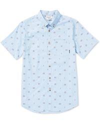 Billabong - Sundays Printed Shirt - Lyst