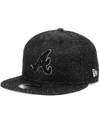 classic fit 13690 765de KTZ New Era Atlanta Braves Team Color Tonal Ace 39THIRTY Cap in Blue for  Men - Lyst
