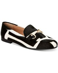 INC International Concepts Gayyle Loafers, Created For Macy's - Black