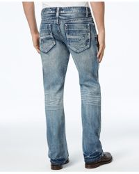 INC International Concepts - Gale Bootcut Jeans - Lyst