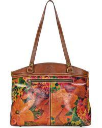 Patricia Nash - Poppy Shoulder Bag - Lyst