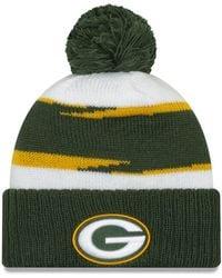 huge discount 4002a 6091d KTZ Women s Tampa Bay Buccaneers Glistener Knit Hat in Gray - Lyst