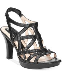 Naturalizer Danya Sandals - Black