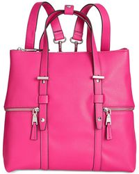 INC International Concepts - Haili Extra-large Convertible Backpack, Created For Macy's - Lyst