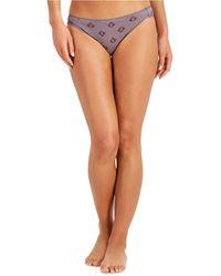 Charter Club Cotton Bikini Underwear, Created For Macy's - Multicolor
