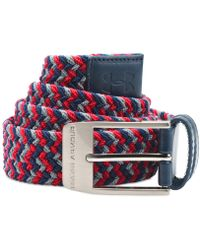 Under Armour - Men's Braided Belt - Lyst