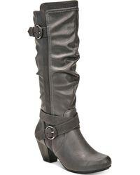 Rialto - Crystal Dress Boots - Lyst
