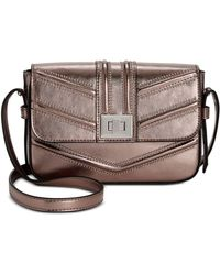 INC International Concepts - I.n.c. Marney Metallic Crossbody, Created For Macy's - Lyst