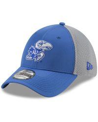 low priced 9a9ff 699a2 47 Brand Kansas Jayhawks Mirra Snapback Cap in Blue for Men - Lyst