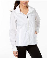 Columbia - Switchback Waterproof Packable Rain Jacket - Lyst
