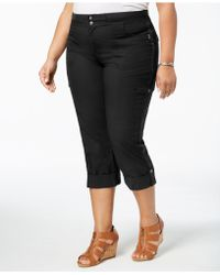 Style & Co. - Plus Size Convertible Cargo Pants, Created For Macy's - Lyst