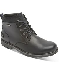 Rockport Rugged Bucks Ii Chukka Boots - Black
