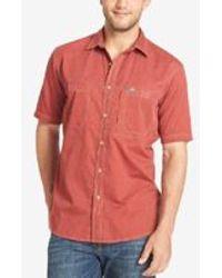 G.H.BASS - Performance Short-sleeve Shirt - Lyst