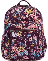 Vera Bradley Campus Tech Backpack - Multicolor