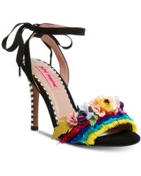 Betsey Johnson - Winslow Dress Sandals - Lyst