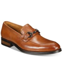 Kenneth Cole - Brock Bit Loafers - Lyst