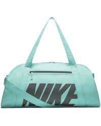 83fbe67badd4 Lyst - Nike Gym Club Training Duffle Bag in Yellow