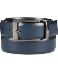 Alfani - Men's Grained Reversible Belt - Lyst