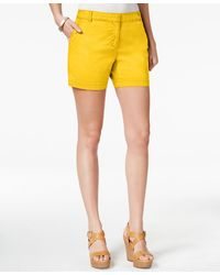 G.H.BASS - Chino Shorts - Lyst