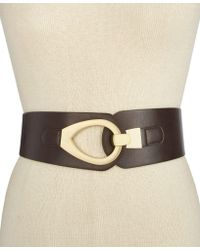 Style & Co. - . Hook Front Stretch Belt, Only At Macy's - Lyst