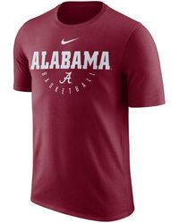 c47aceeb7 Nike Men's Alabama Crimson Tide Elite Coaches Polo Shirt in Red for Men -  Lyst