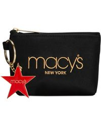 Macy's - New York Pouch - Lyst