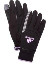 adidas - Women's Performance Gloves - Lyst