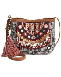 American Rag - Embellished Crossbody, Only At Macy's - Lyst