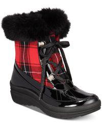 Anne Klein - Sport Gayla Cold-weather Boots - Lyst