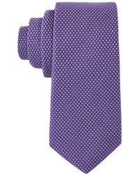 Con.struct - Con.struct Men's Diamond Slim Tie - Lyst