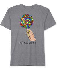 Jem - Lollipop Graphic T-shirt - Lyst