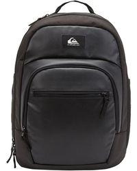 Quiksilver Schoolie, Medium Backpack, 25 Liter - Black