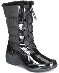 Khombu - Women's Bella Cold-weather Waterproof Boots - Lyst