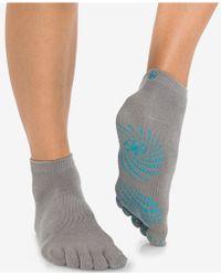 Gaiam Grippy Yoga Socks - Multicolor
