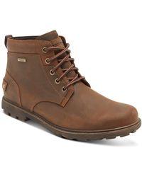 Rockport Rugged Bucks Ii Chukka Boots - Brown