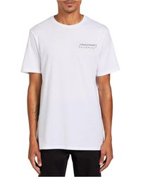 Volcom - Automate Short Sleeve T-shirt - Lyst