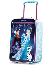 """Disney - Frozen 18"""" Rolling Suitcase By American Tourister - Lyst"""