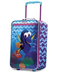 """Disney - Finding Dory 18"""" Rolling Suitcase By American Tourister - Lyst"""