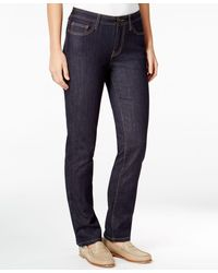 G.H. Bass & Co. - Straight-leg Jeans - Lyst
