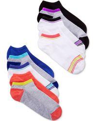 Smythson Women's 10-pk. Assorted Liner Socks