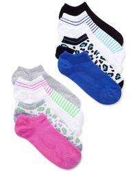 Smythson - Women's 10-pk. Assorted Liner Socks - Lyst