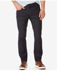 Perry Ellis   Men's Straight-fit Indigo Jeans   Lyst