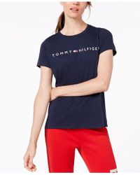 Tommy Hilfiger - Crew-neck Graphic T-shirt - Lyst